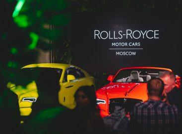 Неоновая коллекция Rolls-Royce Black Badge уже нашла своих владельцев в России