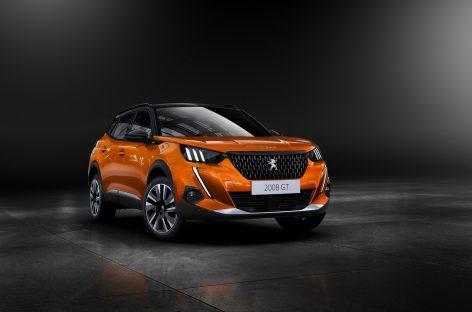 Новый кроссовер Peugeot 2008 уже ждет своих покупателей
