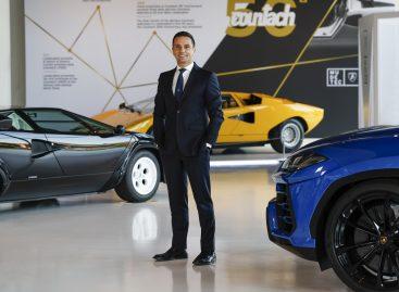Паоло Габриелли назначен новым директором по закупкам Automobili Lamborghini