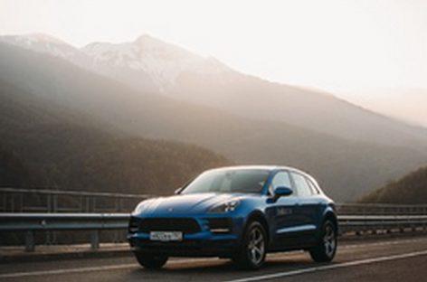 В BelkaCar для каршеринга появятся внедорожники Porsche Macan