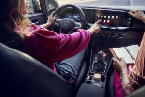 Приборная панель Digital Cockpit нового Volkswagen Caddy