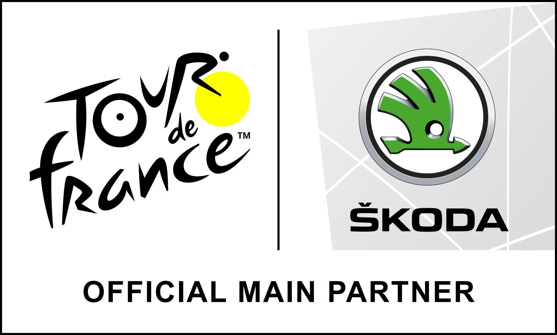 ŠKODA AUTO станет официальным главным партнером велогонки Тур де Франс в 18-й раз