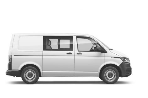 Volkswagen Transporter Kasten DoKa доступен для заказа в России