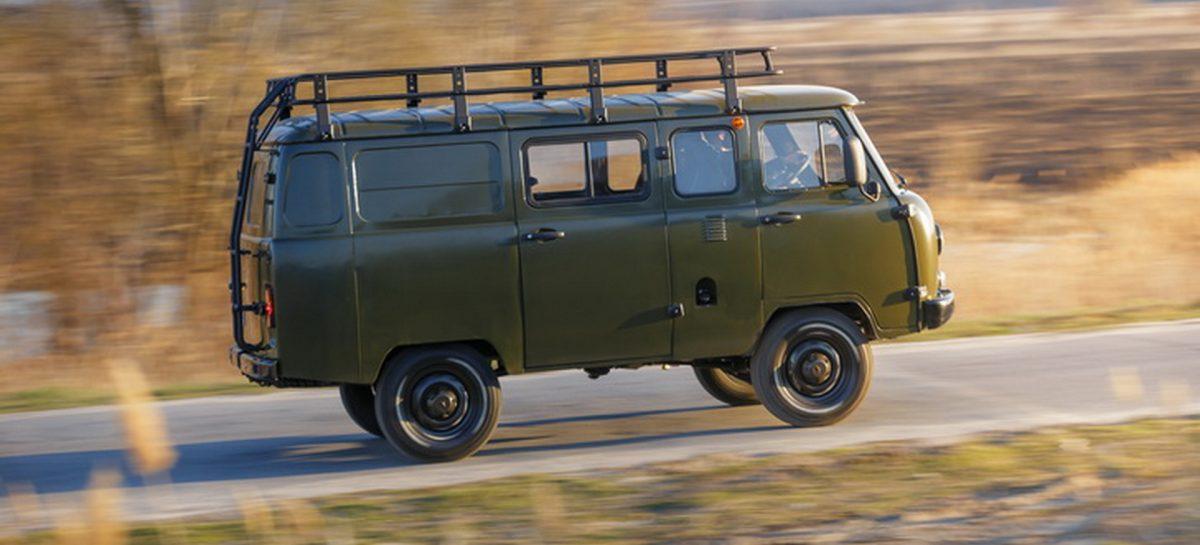 УАЗ предоставит компании «Ягоды Карелии» 100 микроавтобусов