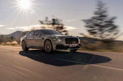 «Умная» музыка для изысканных водителей Bentley