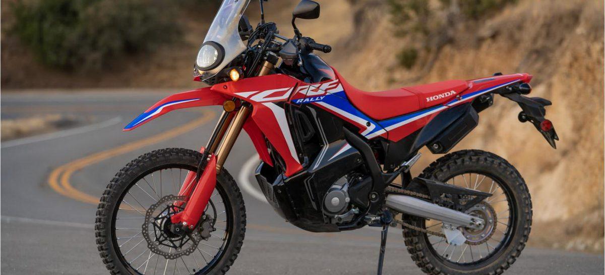 Универсальный мотоцикл от Honda Motor уже в российских дилерских центрах