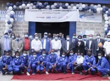 В Кении открылся образовательно-тренировочный центр Hyundai Dream Center