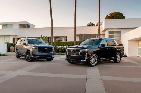 Внедорожник Cadillac Escalade уже в российской продаже