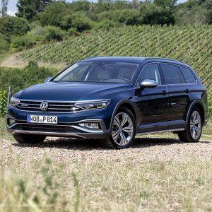 В России представлен новый Volkswagen Passat Alltrack