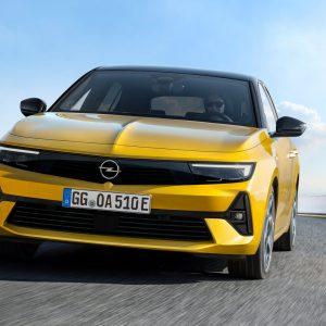 Opel Astra вступает в новую эру
