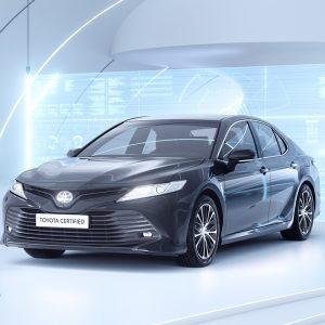 «Управляй мечтой. Проверено Toyota»: Тойота запустила новую программу сертификации для автомобилей с пробегом
