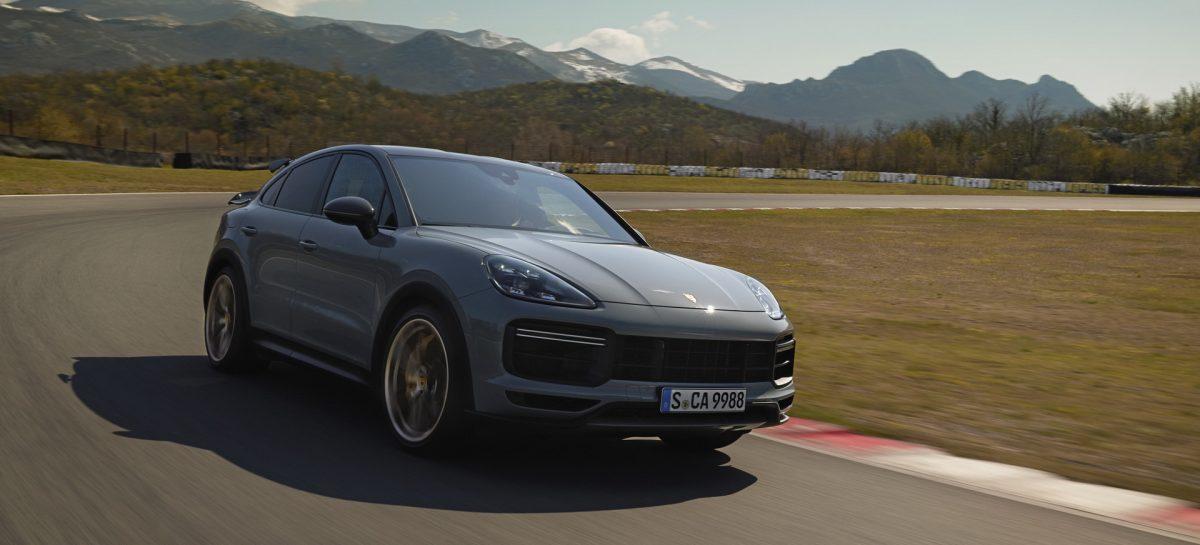 Битурбированный Porsche Cayenne Turbo GT в России уже осенью