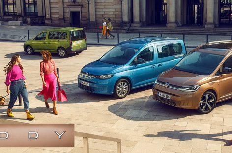 5 новых и 14 усовершенствованных ассистентов водителя у Volkswagen Caddy 5