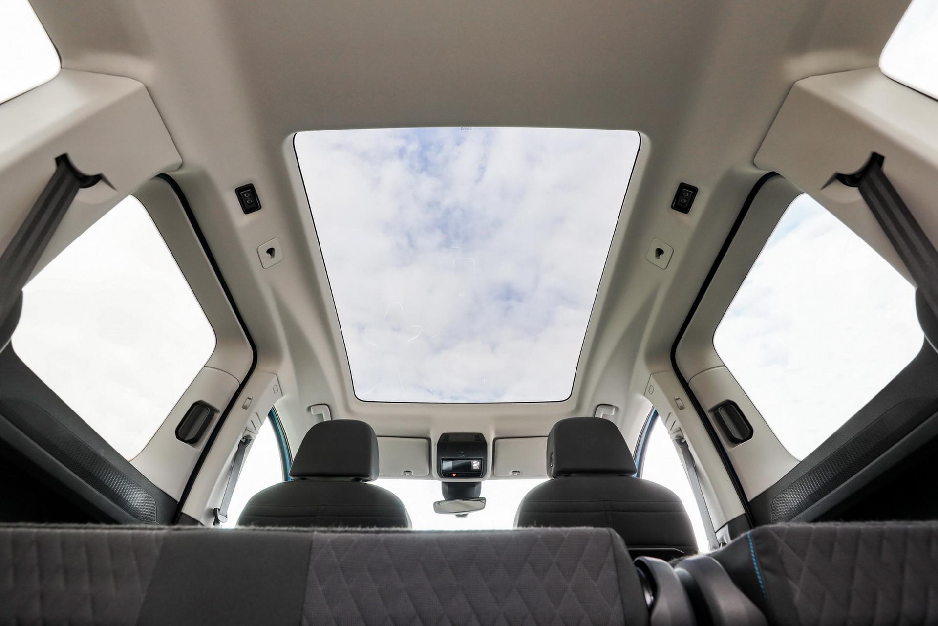 Caddy 5 - до 19 систем помощи водителю