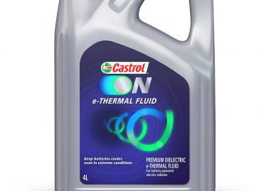 Castrol представляет новый теплоноситель для электромобилей