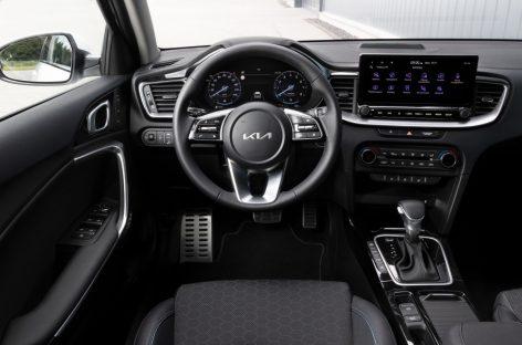В Европе представлен обновленный Kia Ceed