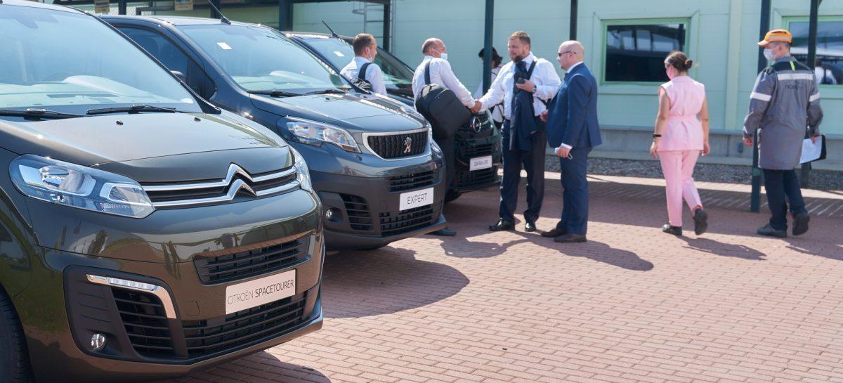 STELLANTIS Евразия на заводе «ПСМА РУС» готовится стать №1 экспортёром автомобилей в Европу