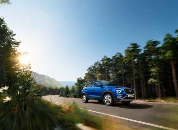 Старт продаж Hyundai Creta намечен на конец июля