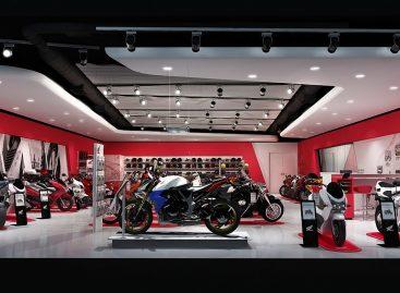 Honda приглашает на на тест-драйв новинок мототехники