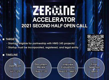 Hyundai Motor Group запускает программу «2021 ZER01NE Accelerator» для сотрудничества со стартапами