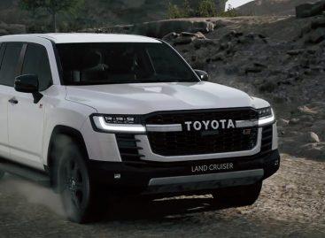 Toyota ограничила перепродажу Land Cruiser 300