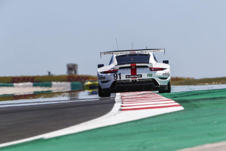 Porsche 911 RSR 2021 Monza