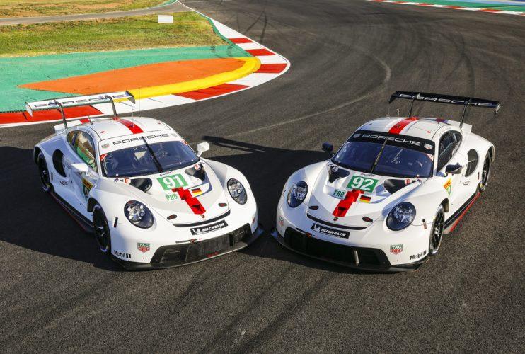 Porsche 911 RSR 2021