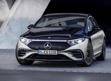 Mercedes-Benz представит всю палитру электромобилей на Международном автосалоне IAA MOBILITY 2021