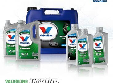 Компания Valvoline представляет специализированную линейку Hybrid – Intelligent Fluid для гибридных автомобилей