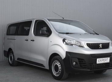 Новый Peugeot Expert для лиц с ограниченными возможностями