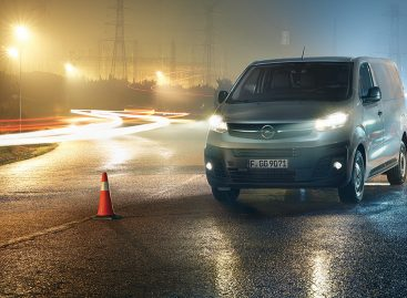 Opel начинает продажи нового фургона Vivaro