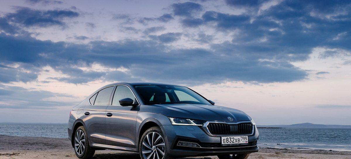 ŠKODA AUTO Россия объявляет старт приема заказов на OCTAVIA с двигателем 1.6 MPI c МКПП