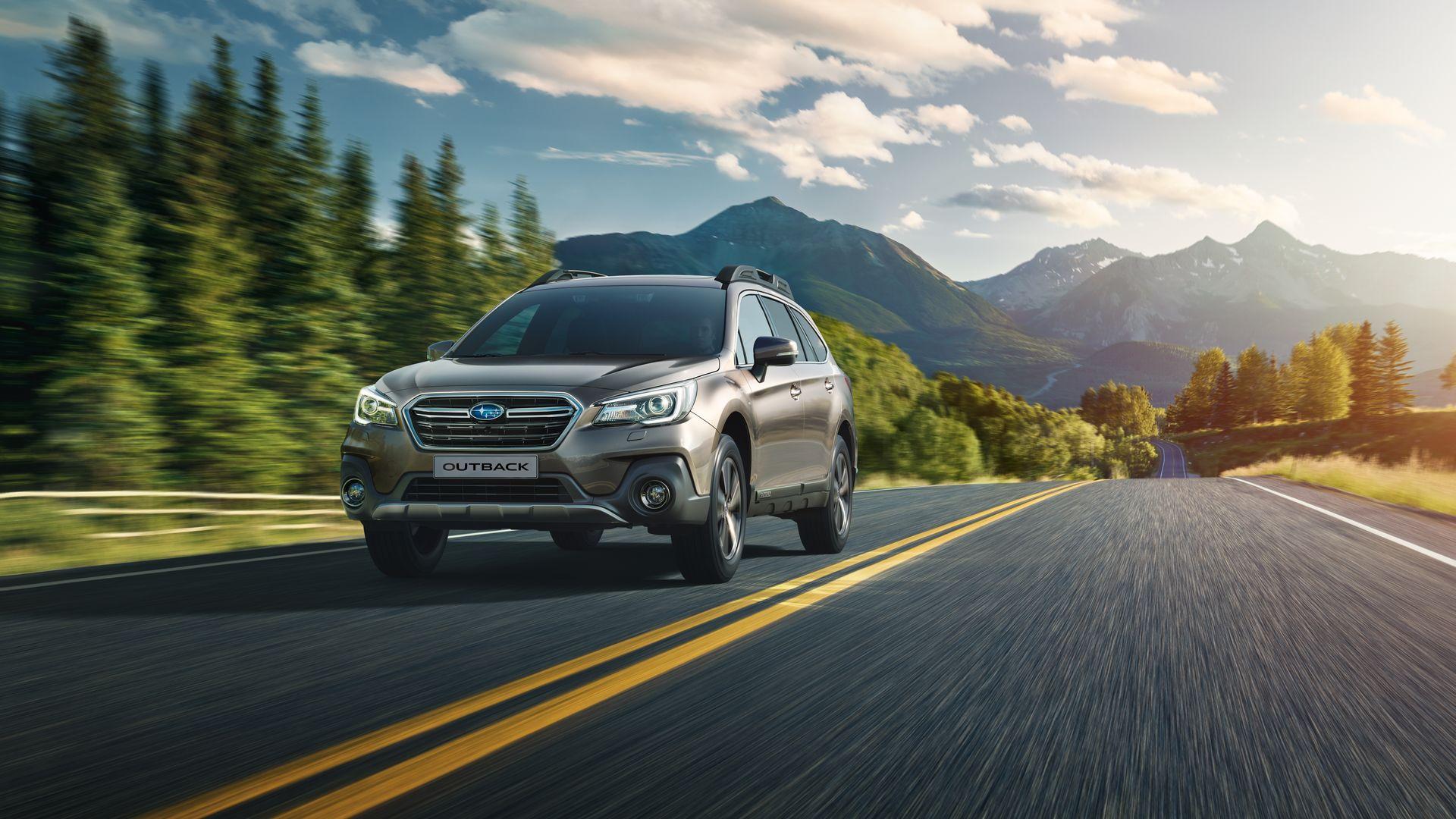 Премьера нового Subaru Outback 15 июля