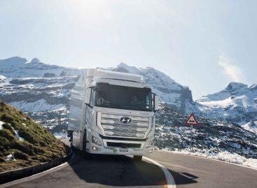 Пробег водородных грузовиков Hyundai XCIENT Fuel Cell превысил отметку в 1 млн километров