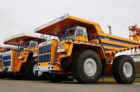 Rolls-Royce Group из за санкций прекратила все операции с БелАЗом