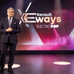 У Renault ориентация на выпуск экологичных электромобилей