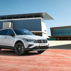 Новая версия Volkswagen Tiguan — URBAN SPORT