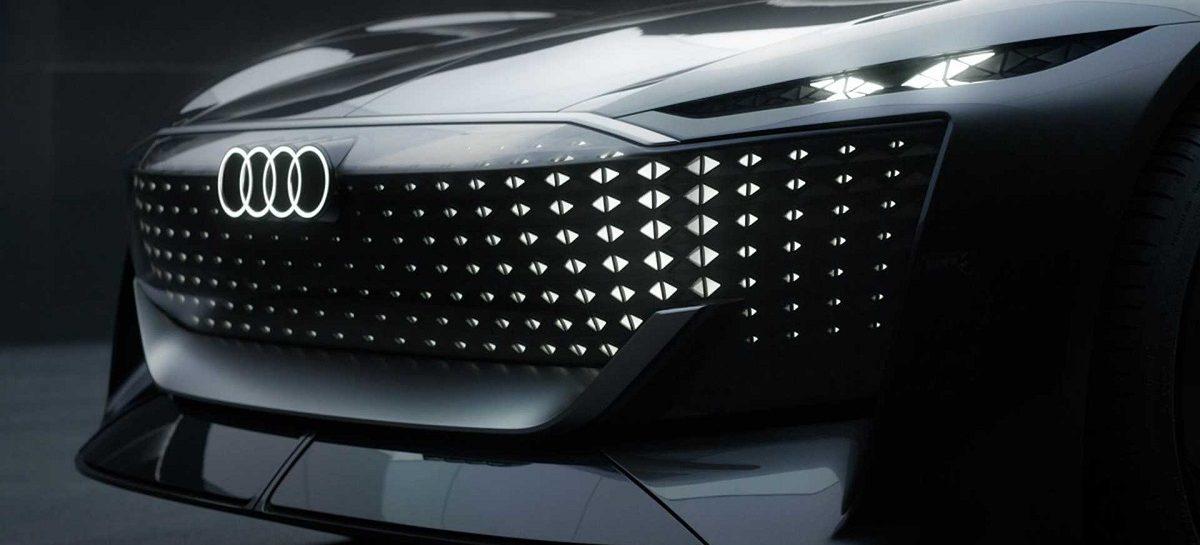 Мировая онлайн-премьера концепта Audi Skysphere