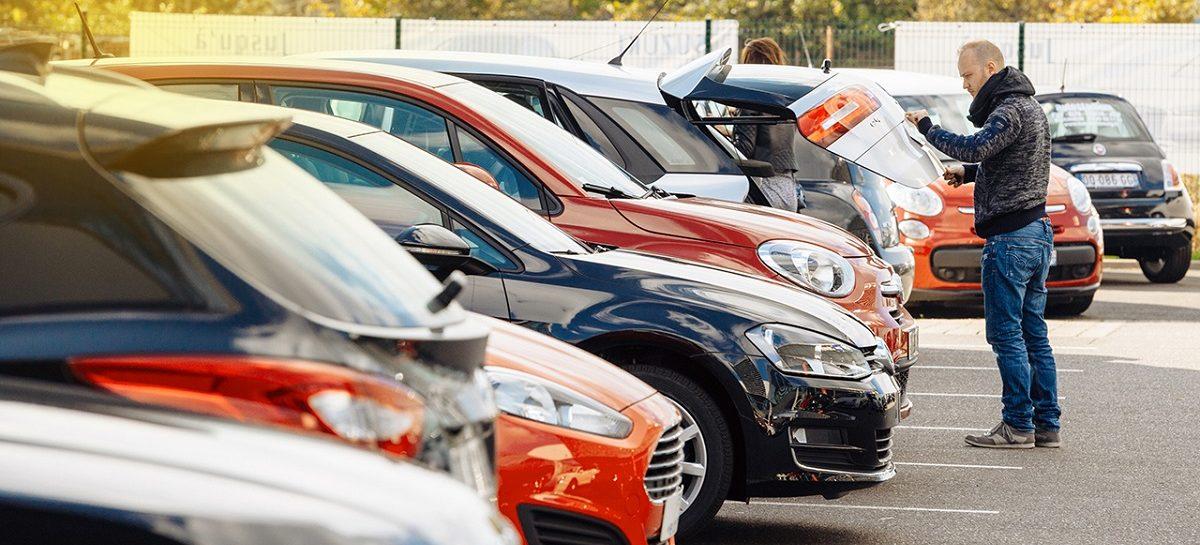 Китайские автомобили продолжают наращивать свою долю в продажах на вторичном рынке