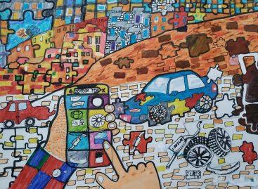 Автомобиль будущего от Toyota глазами детей