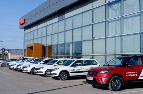 Автомобили российского производства – в топе запросов автолюбителей в июле 2021 года