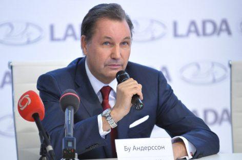 Бывший руководитель АвтоВАЗа Бу Андерссон возглавил UzAuto Motors