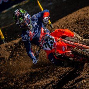 Чейз Секстон одержал победу на этапе Чемпионата Америки по мотокроссу