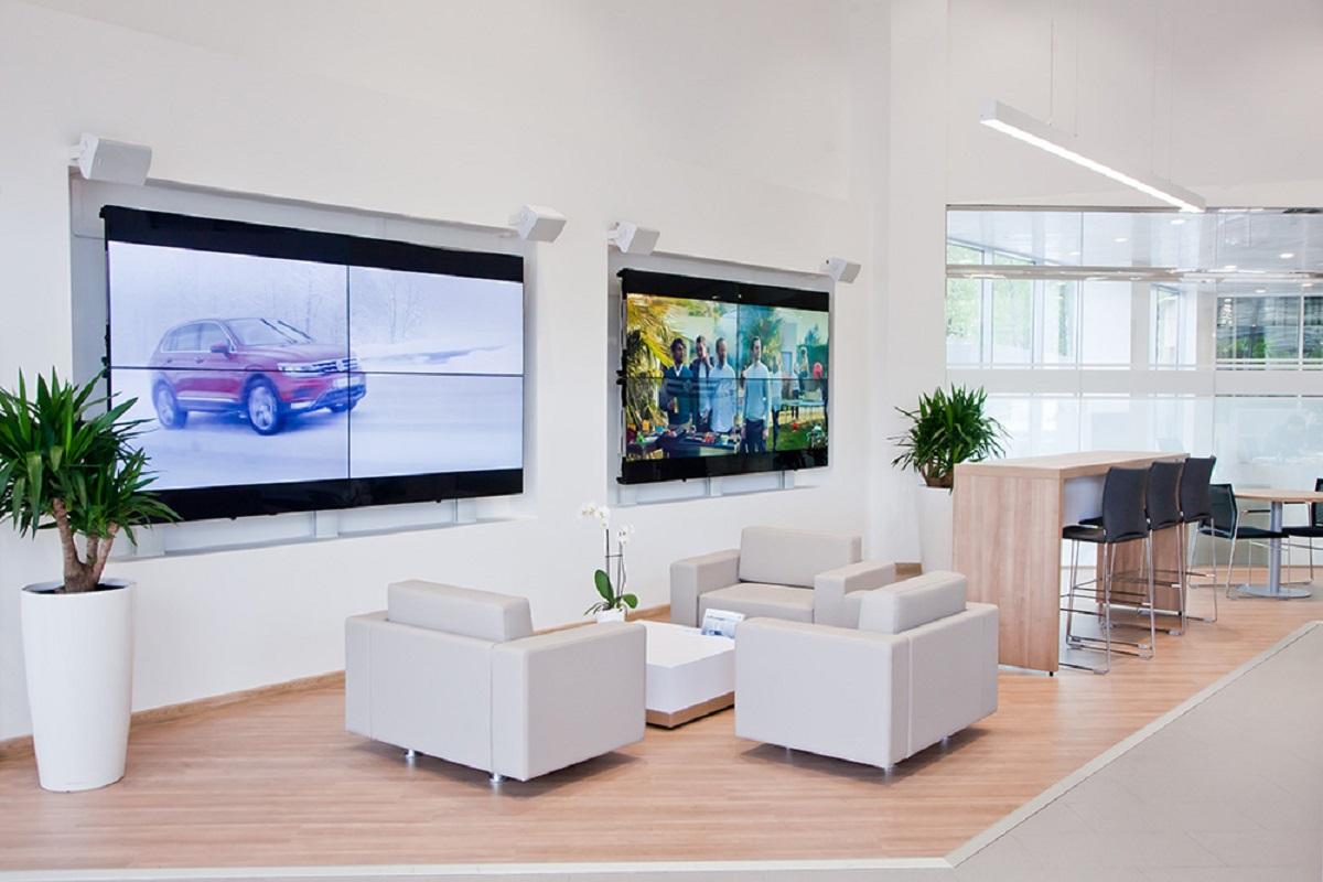 Диллерский центр Volkswagen