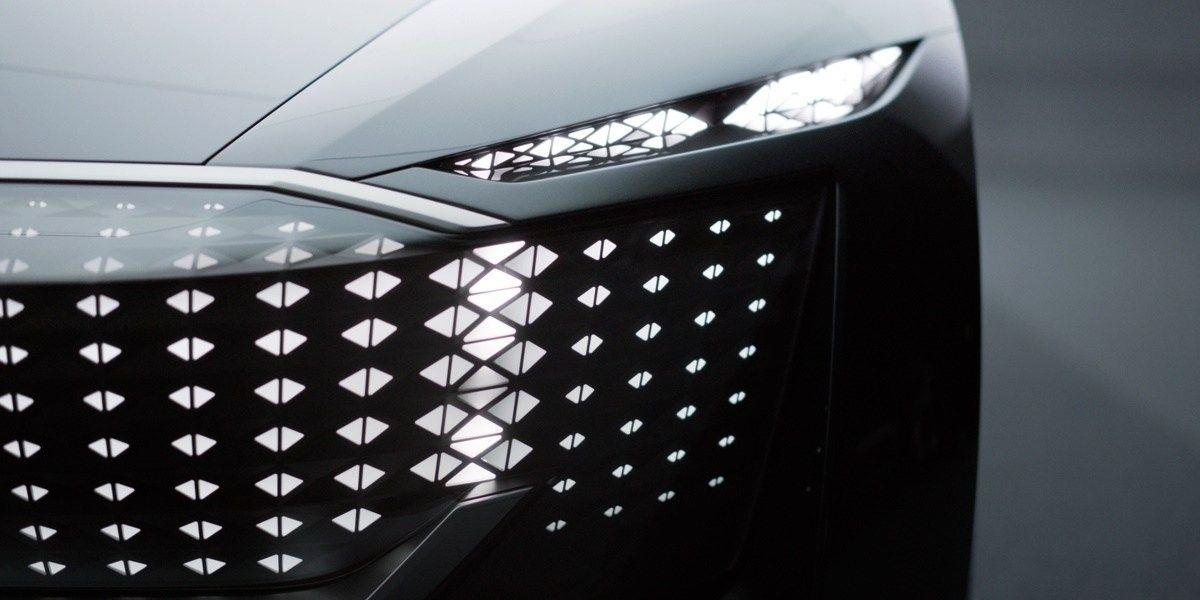 Электрический родстер Audi Skysphere