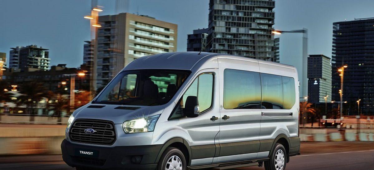 Соллерс Форд открывает подписку на Ford Transit