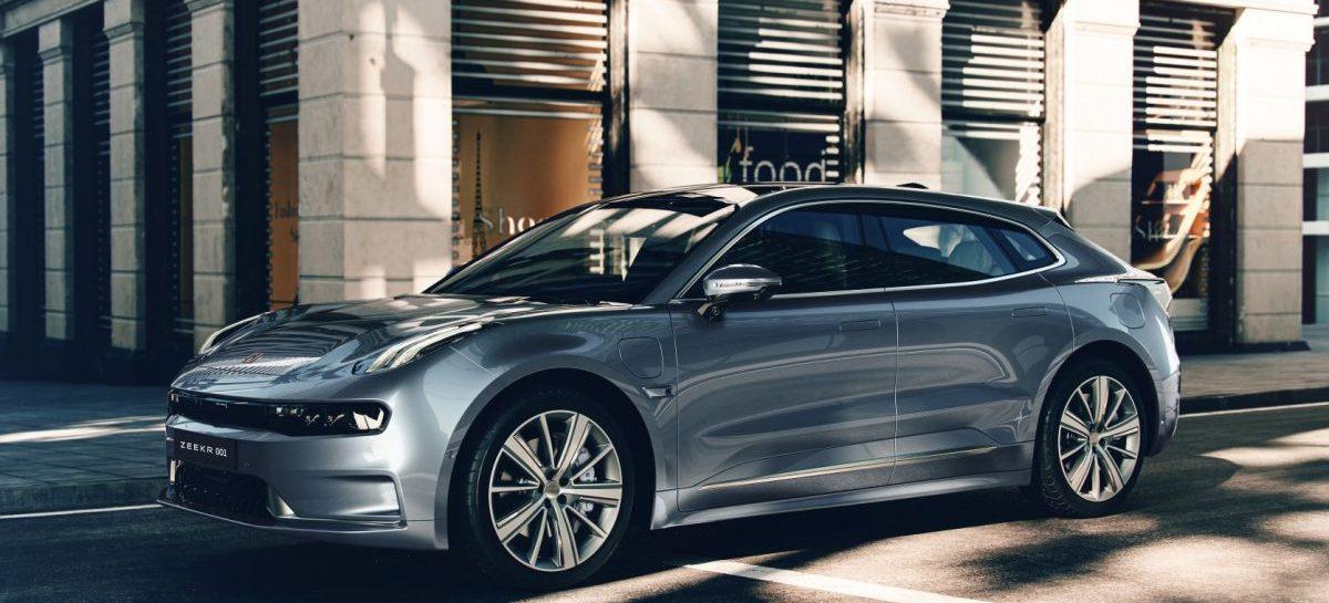 Geely Auto запустил интеллектуальный завод по производству премиальных электромобилей ZEEKR