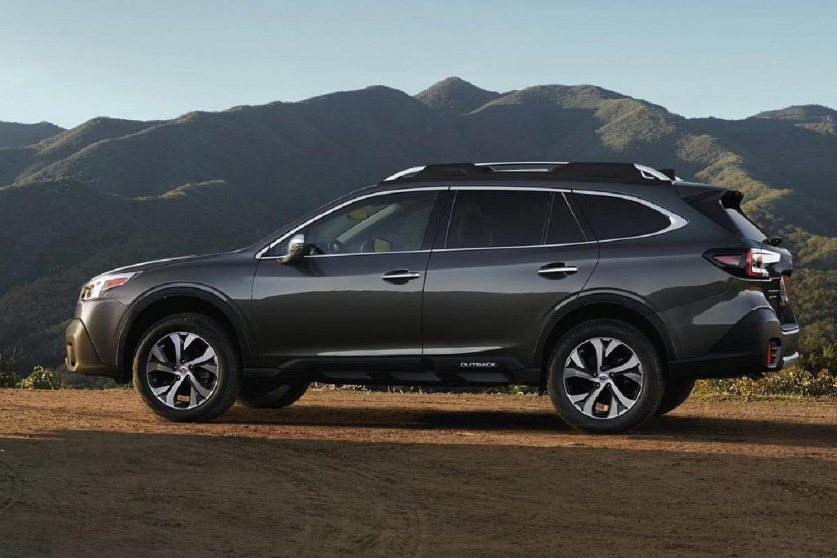 Кроссовер Subaru Outback