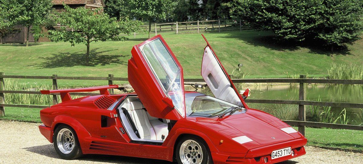 Lamborghini: рекорды прошлого, о которых вы могли не знать