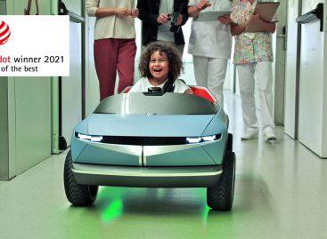Hyundai Motor завоевала 17 наград Red Dot Awards: Brand & Communications Design 2021